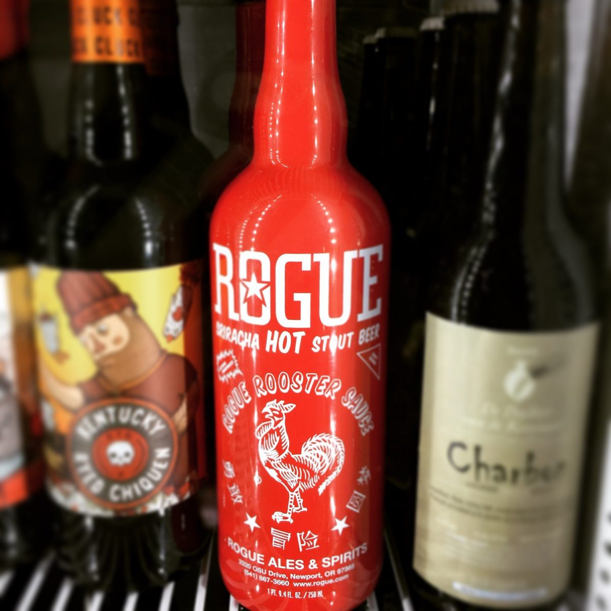 Rogue Rooster Sauce