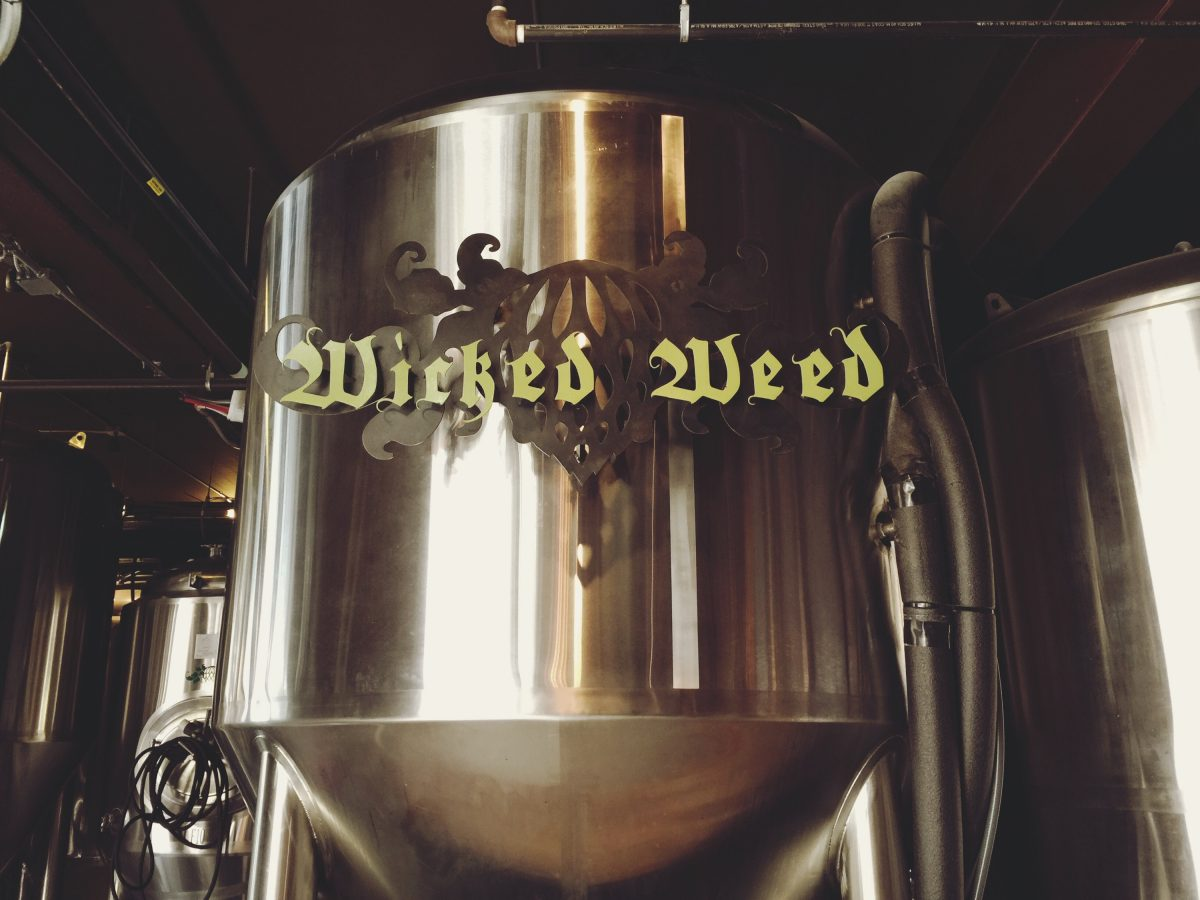 Wicked Weed Brewery