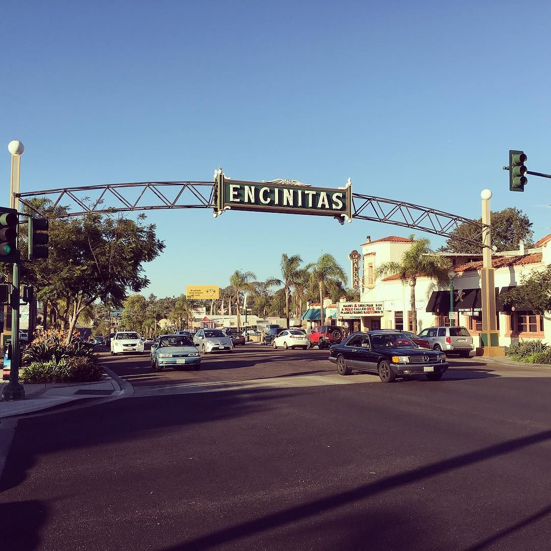 Favorite Places: Encinitas, CA